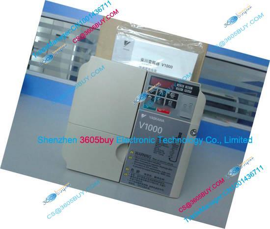 1.5KW Single phase 220V converter CIMR-VBBA0010BAA New Original