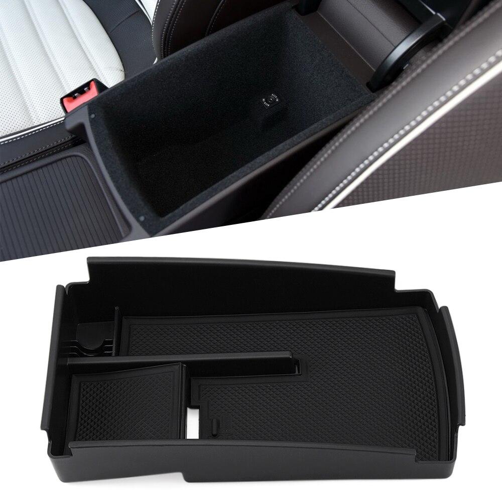 Car Glove Box Armrest Box Secondary Storage Fit For Vw Cc Passat B7 Magotan B6 B7l