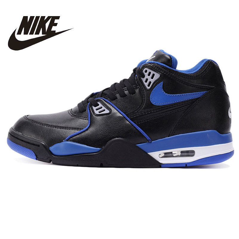 NIKE Original  New Arrival AIR FLIGHT 89 LE Running Shoes Waterproof Lightweight High Quality For Men#819665-001 nike original new arrival nike air max nike men s