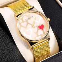 SHAARMS New Fashion Women Watches Street Snap Luxury Female