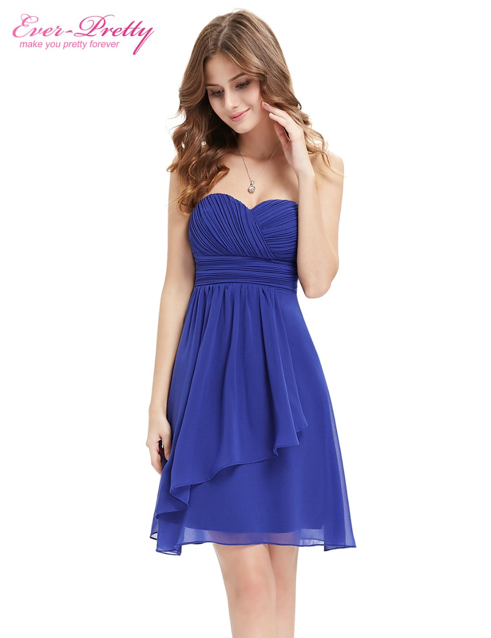 Clearance Sale] Simple Fashion Sleeveless Cocktail Dresses AP05349 ...