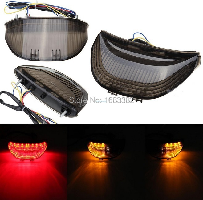 Integrated LED Tail Light Turn Signals for Honda CBR1000RR 2004-2007 CBR 1000 RR