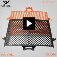 1290 Super Adventure R/S/T 2017 Radiator Guard Grille Protection Water Tank Guard For KTM 1050 1190 1290 Adventure 2013 2017