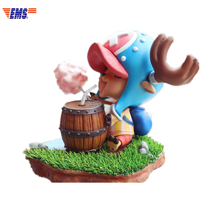 ONE PIECE Marshmallow Tony Tony Chopper Resin Action Figure Model For Home Desktop Decoration X268ONE PIECE Marshmallow Tony Tony Chopper Resin Action Figure Model For Home Desktop Decoration X268
