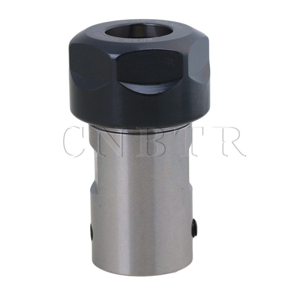 CNBTR ER20 Extension Rod Type A 12mm Motor Shaft Collet Chuck Holder Toolholder CNC Lathe Milling Part cnbtr er20 extension rod type a 16mm motor shaft collet chuck holder toolholder cnc lathe milling part