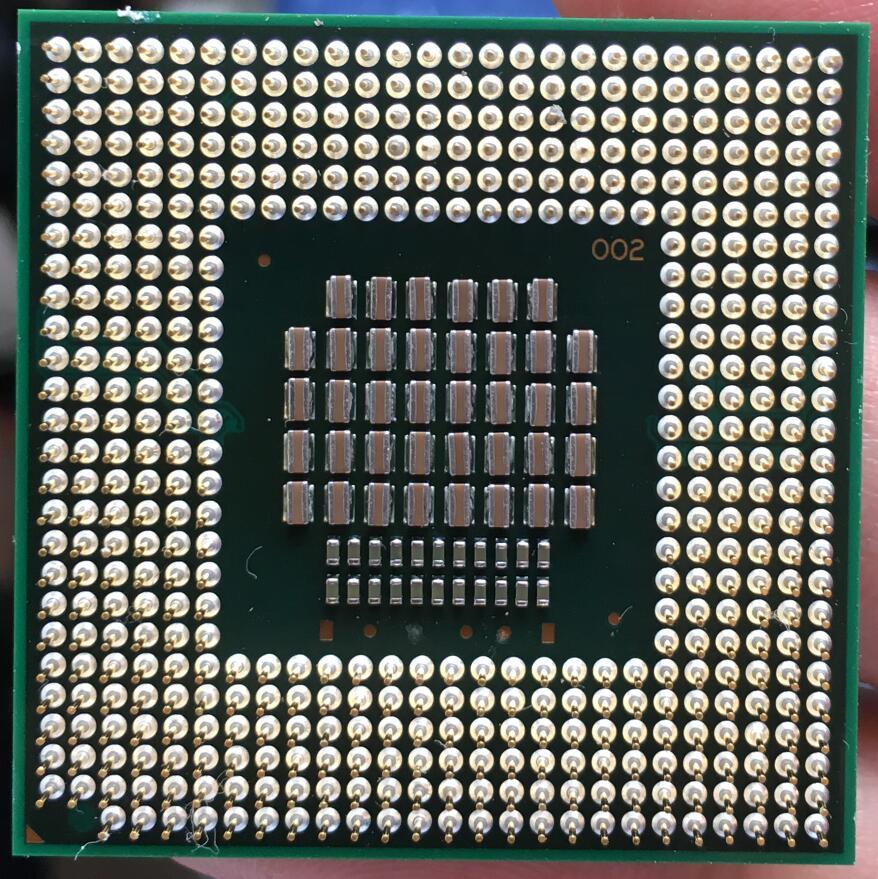 Intel Core 2 Duo P9700 Notebook CPU Laptop Processor PGA 478 CPU 100/% Working Properly