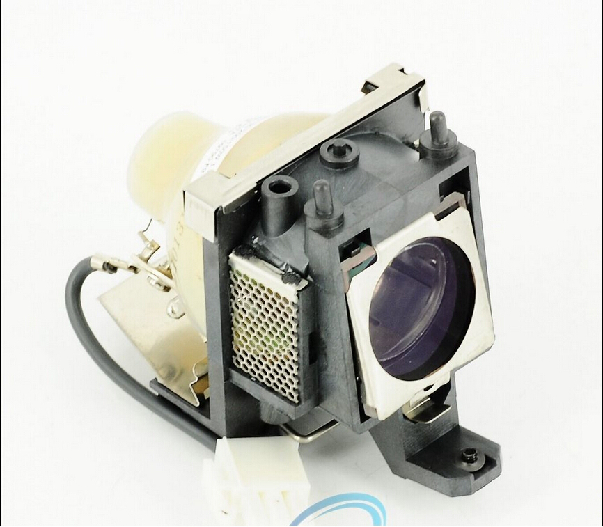 Original bare lamp with housing 5J.J1S01.001 For BenQ  MP610/MP610-B5A/MP620P/W100 Projectors cs 5jj1b 1b1 replacement projector lamp with housing for benq mp610 mp610 b5a
