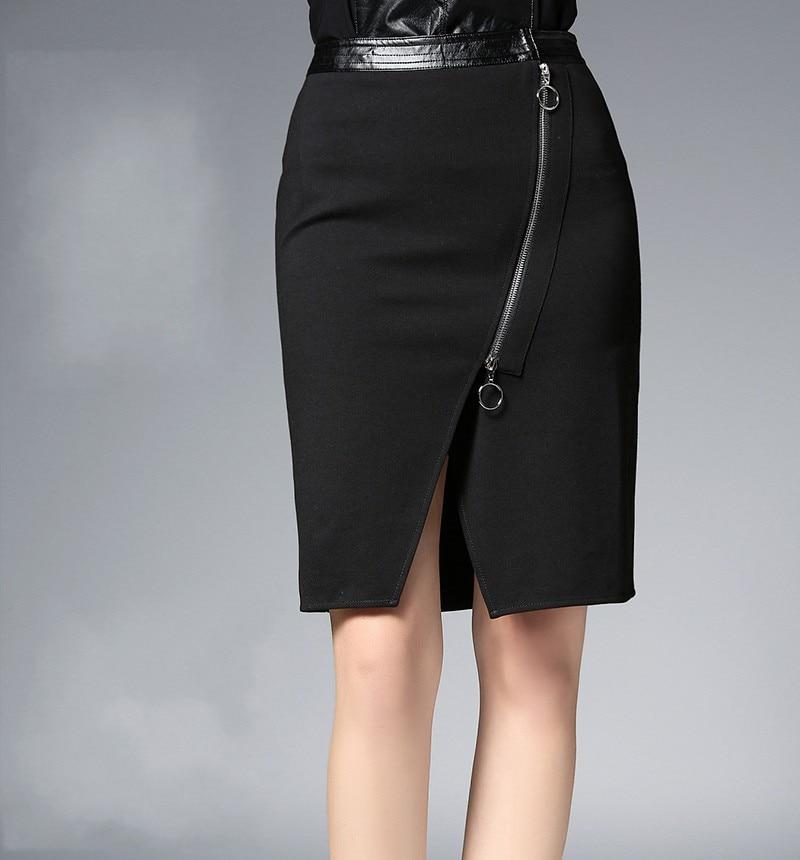Black Work Skirt Promotion-Shop for Promotional Black Work Skirt ...