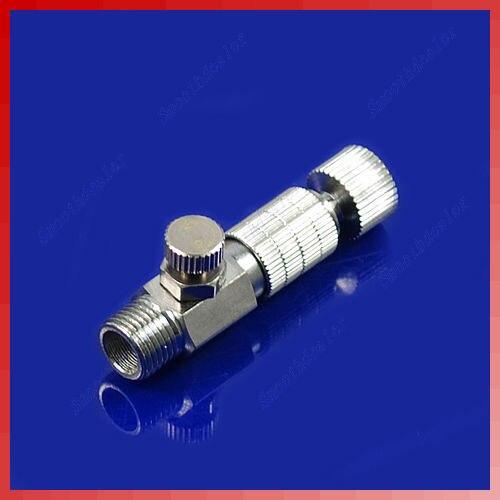 Sinnvoll Airbrush Quick Release Trennen Koppler Air Flow Control Koppler Mitteilung 1/8 Rohre & Armaturen Rohrverbindungsstücke
