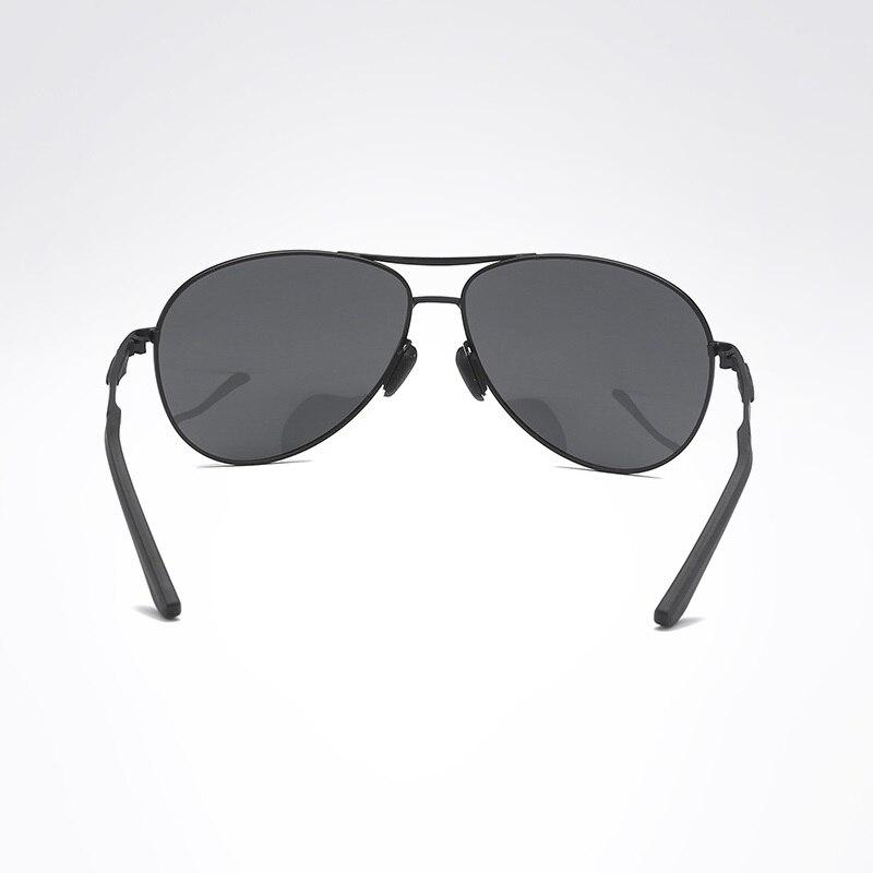 width 144 Sunglasses Men New memory alloy polarized big face women fashion Anti Reflective UV400 brand goggle male eyewear gafas in Men 39 s Sunglasses from Apparel Accessories