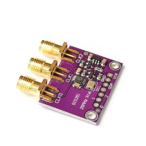 Image 2 - Dc 3v 5v 5351 si5351a si5351 i2c relógio gerador de fuga placa módulo gerador de sinal relógio 8khz 160mhz para arduino