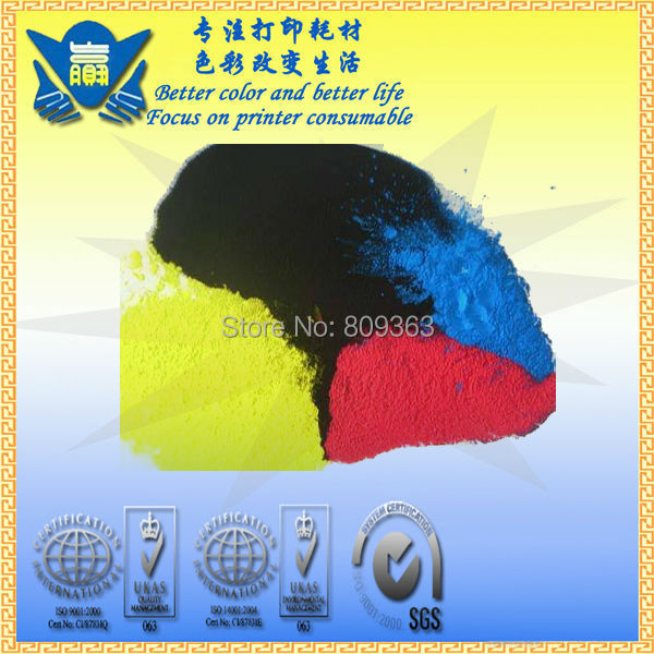 manufacture supply color laser printer toner refill powder for hp