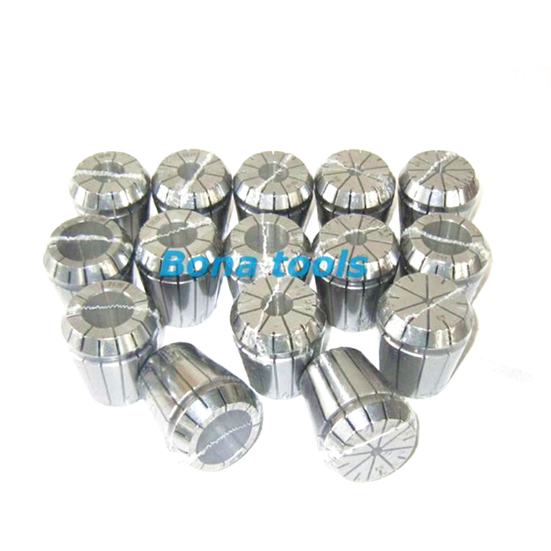 Купить с кэшбэком 3pcs/lot ER40 Tool Holder Spring Clamping Collets Chuck Range From 3mm to 25MM for Cutting Tools Engraving Machine & CNC Router