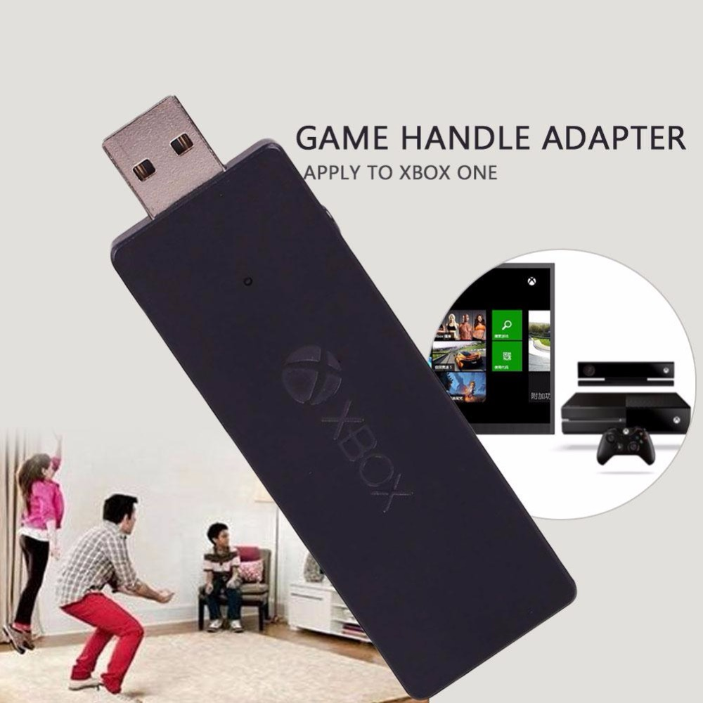 New Laptops Microsoft Original For Xbox One Receiver Wireless Receiver Adapter For Windows 10 Gamepad Game