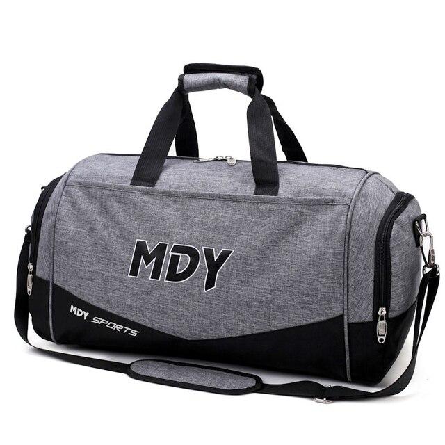 424944a27b Waterproof Nylon Luggage travel bags Men Large Size sac de voyage Women s  Handbags Travel Tote Duffle