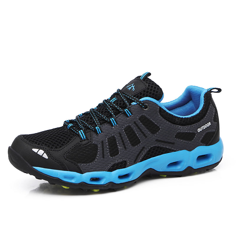 ФОТО Brand New Super Men's Running Shoes Breathable Sport Sneakers Outdoor Men's Trainers Breathable Athletic Shoes zapatillas
