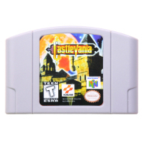 N64Game Castlevaniia Video Game Cartridge Console Card English Language US Version