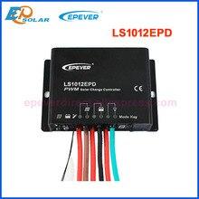 LS1012EPD мини контроллер заряда системы PWM EPsolar низкая цена экономичный продукт 10A солнечный регулятор 12 В батарея Рабочее зарядное устройство