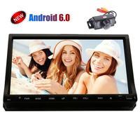Car Gps Dvd Radio 2 Din In Dash Android 6 0 Stereo GPS Navigation Radio 7