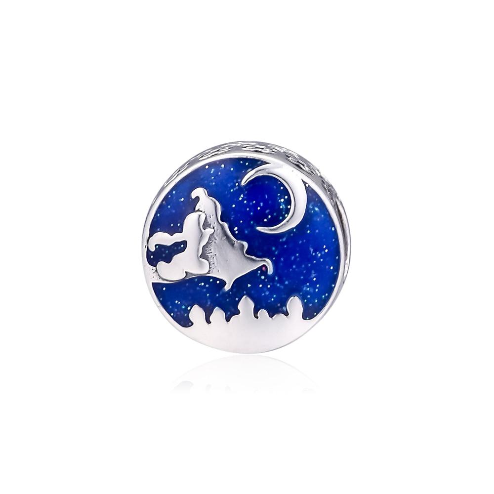 Ckk Fit Pandora Armbanden Magic Tapijt Rit Charms 925 Originele Sterling Zilver Charm Kralen Voor Sieraden Maken Bead