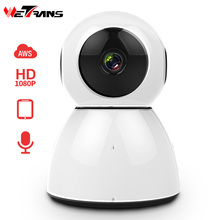Wetrans IP Camera Wifi CCTV 1080P HD Wireless Security Camera Wi-Fi Smart Home Surveillance P2P Wide Angle IR Night Vision Alarm