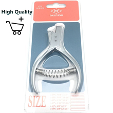 Garment Pattern Notcher Pro Designer Tailors Steel Sewing Pliers Punch Marker AA7825