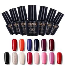 hot deal buy rosalind brand uv&led soak off nail gel 7ml semi permanent lacquer gel varnish 30 colors gel polish nail art beauty nail gel