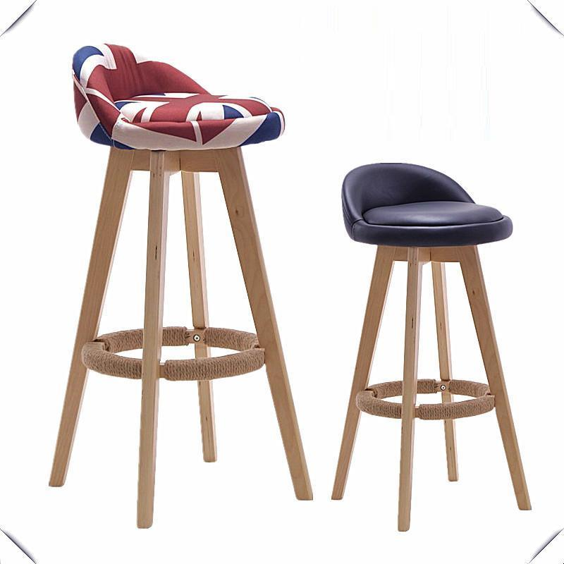 dining room chair household living room stool bar cafe house black purple color chair retail wholesale design Customized coffe house chair retail wholesale blue color living room dining hall stool free shipping new year chair stool
