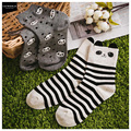 free shipping Cheap 2015 new cotton socks healing cartoon panda socks group 18,002,053 Socks
