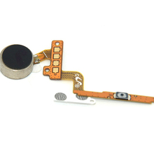 Guarantee Original Vibrator Motor Flex Power Button For Samsung Galaxy Note 4 N910F Repalcement Part with