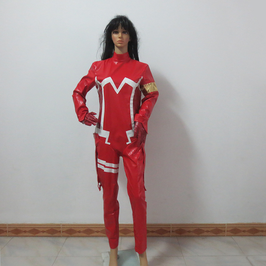 Zero Two Darling in the Franxx CODE:002 Combat Suit Christmas Party Halloween Uniform Outfit Cosplay Costume Customize Any Size