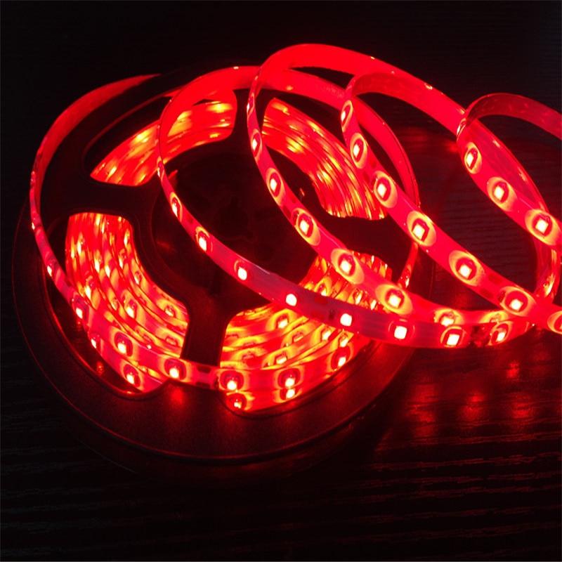 Անվճար անջրանցիկ Led շերտի 5 մ / - LED լուսավորություն - Լուսանկար 5