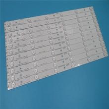 100% 新 hisense 社 LED50K320U 、 LED50EC590UN Hisense 50 HD500DU B01 11X6 3030C 3S1PX2 ため変性アルミニウムランプランプ 6 V ランプ 6