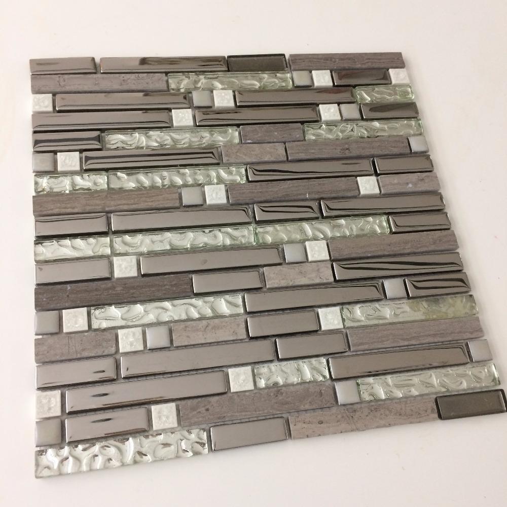 azulejo de mosaico de piedra de mrmol natural wallaper piso decoracin de azulejos para la cocina
