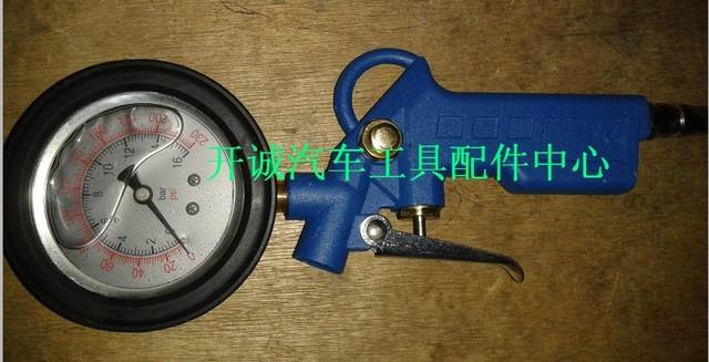 PARA oilimmersion incorporadores de ar medidor de pressão dos pneus Do Carro tabela de pressão dos pneus medidor de pressão de pneu inflável de gás da tabela tabela 1 CONJUNTO