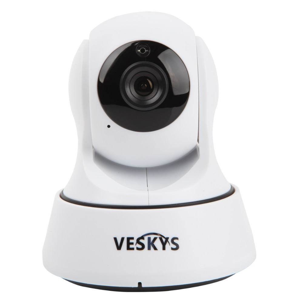 Indoor IP Camera Baby Monitor IP Camera CCTV Build In Microphone Speaker Normal Night Vision Motion