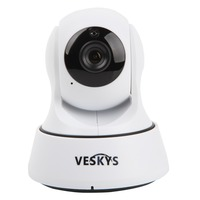 Indoor IP Camera Baby Monitor IP Camera CCTV Build In Microphone Speaker Normal Night Vision Motion