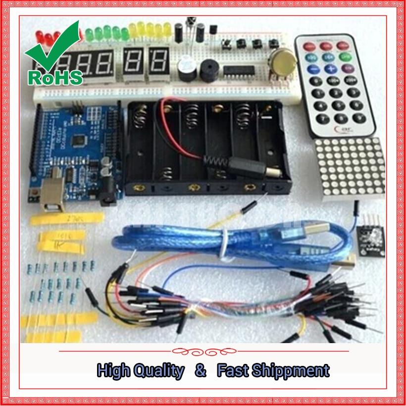 Basic Starter Kit UNO R3 Motherboard Beginner Learning KitBasic Starter Kit UNO R3 Motherboard Beginner Learning Kit