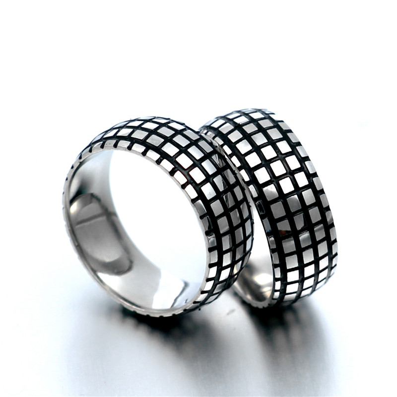 Fashion Brand Titanium Steel Plated Vintage Tiffan <font><b>Carter</b></font> <font><b>Love</b></font> <font><b>Ring</b></font> For Men/Women Bulgaria Anillos Fine Jewelry image