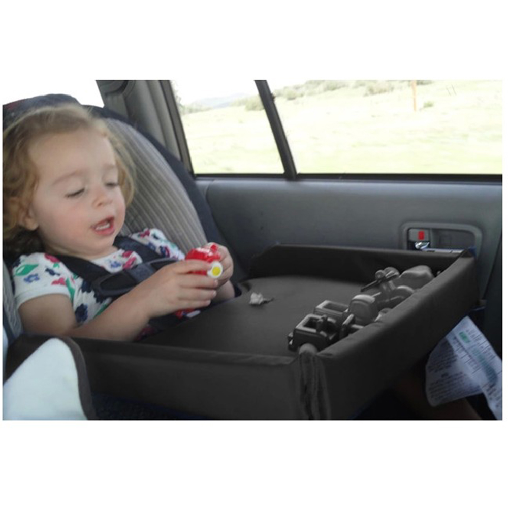 Child Toddler Adjustable Car Seat Tray Waterproof Storage Children Toy Holder Desk In Automobiles Covers From Motorcycles On