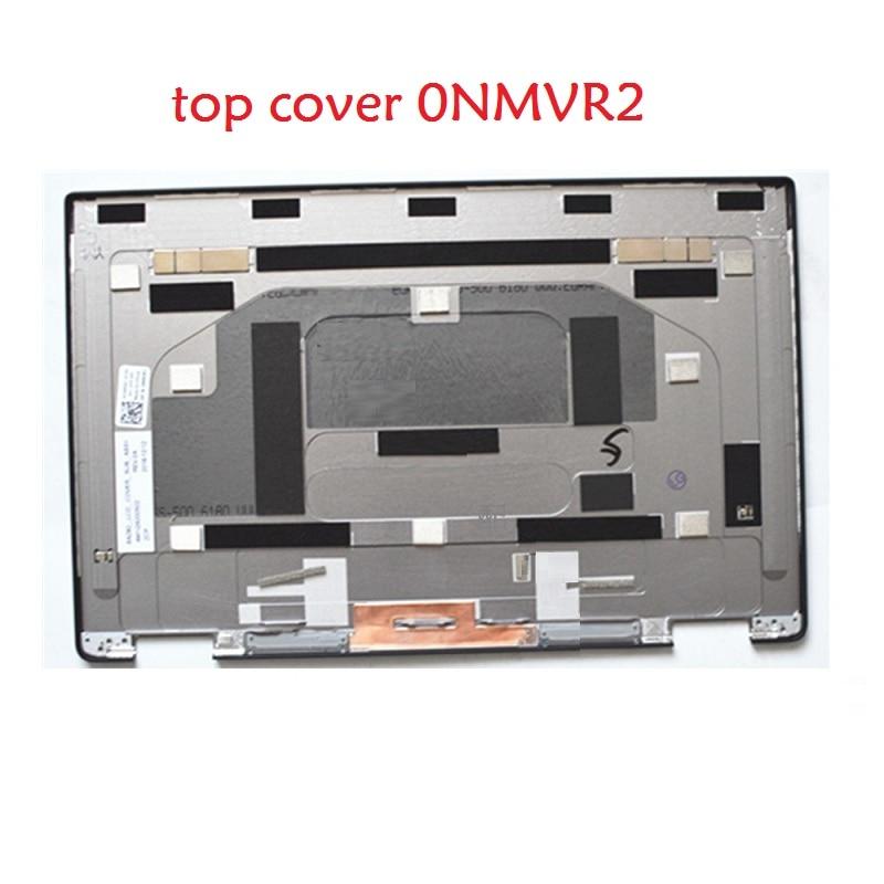 Laptop Top Cover for DELL for XPS 13 9365 13-9365 2-in-1 0NMVR2 NMVR2 0G1VNR G1VNR back cover new laptop keyboard for dell xps 13 9343 9350 9550 backlit uk layout