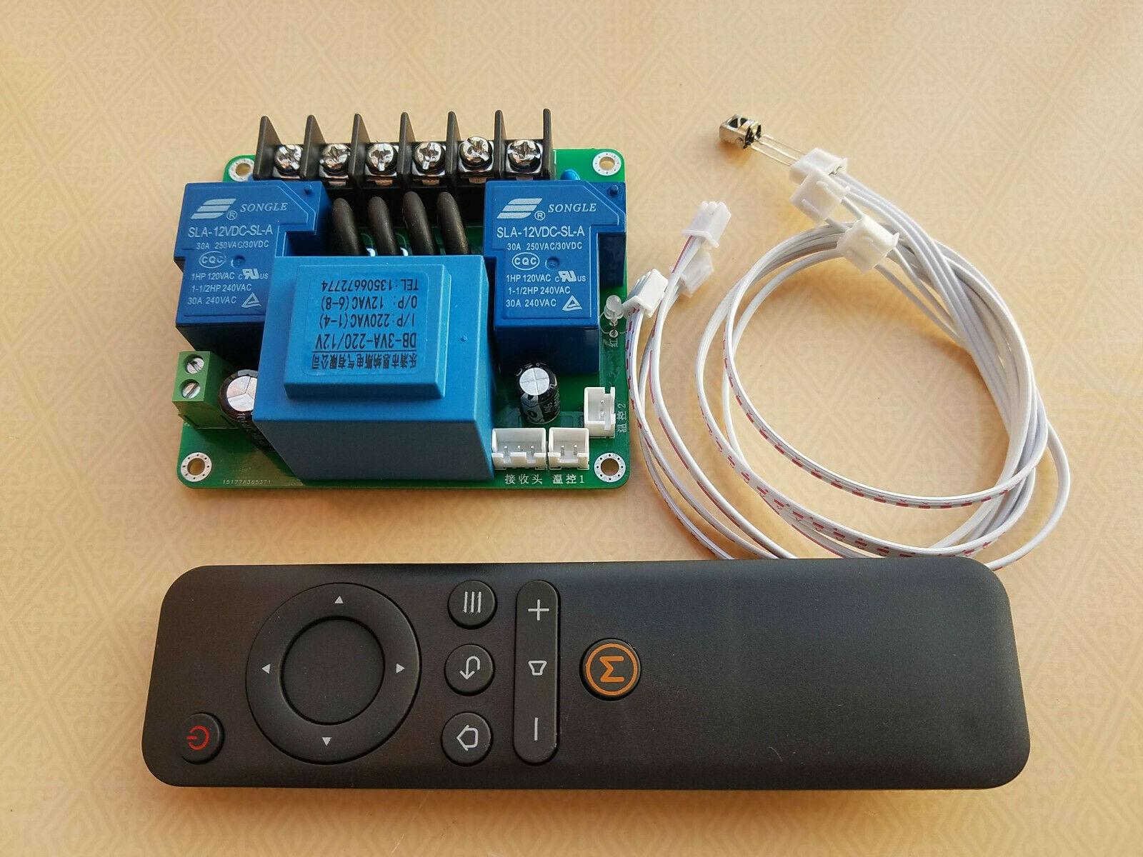DIYERZONE Version à distance classe A amplificateur de puissance puissance carte de démarrage souple L14-70