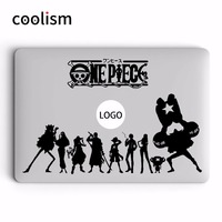 One Piece Family Anime Laptop Sticker For Apple Macbook Decal Air 13 Pro Retina 11 12