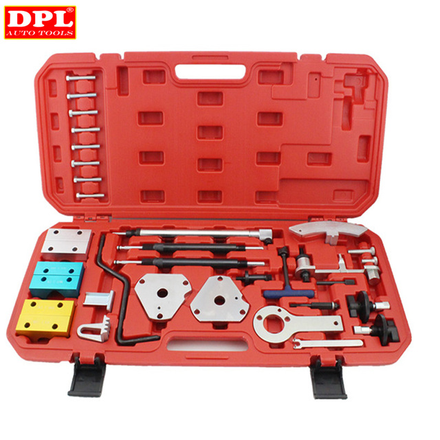 35Pcs Engine Timing Tool Kit For Alfa Romeo Fiat Lancia Colour Coded