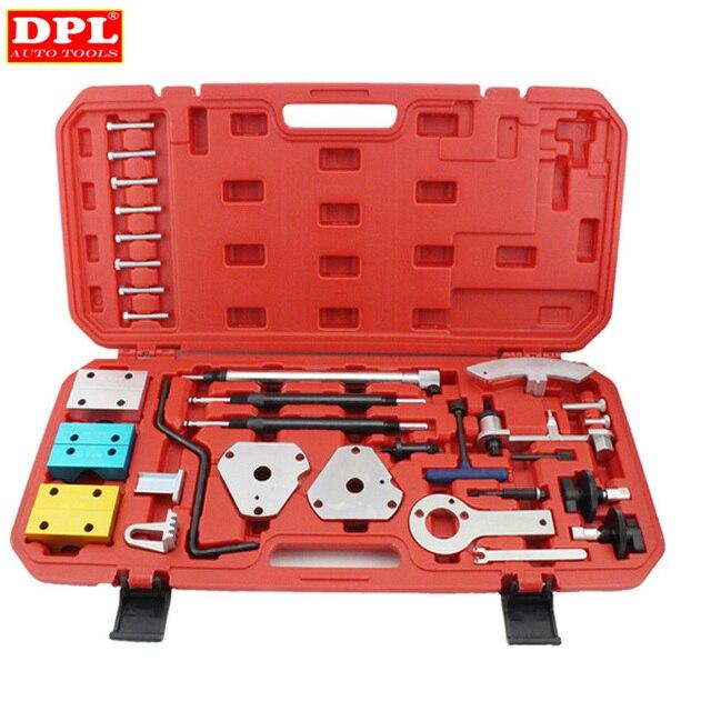Kit de herramientas de sincronización de motor, 35 Uds., para Alfa Romeo, Fiat Lancia, código de color