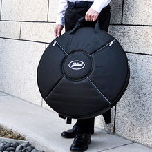 Professional protable durable Hand dish Hang Drum bag thicker steel tongue hang drum HandPan backpack Handdrum cover case pack(China)