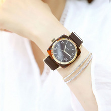 2019 New Hot-selling Watch High-end Chain Female Fashion & Casual Chronograph Buckle Arabic Numerals