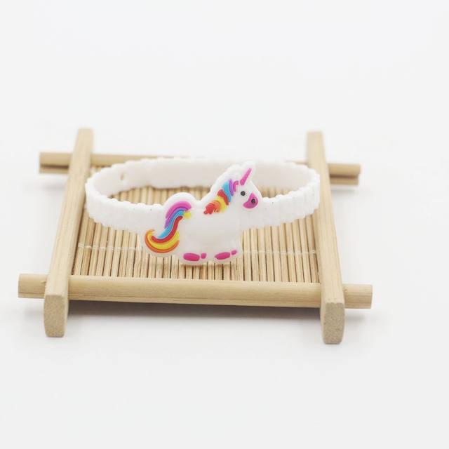 Unicorn Patterned Bracelet Set 12 Pcs