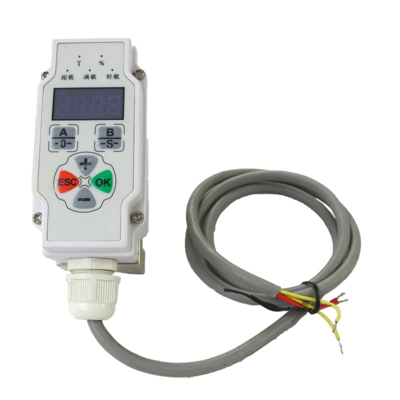 AC220V 9M Load Limiter Controller Sensor for 6~16mm For Elevator Lift new arrival dc24v 4 relay load limiter controller sensor for elevator lift