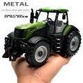 1:30/1:32 Coche de Juguete de Aleación de Material Acústico Caminadora Tractor Modelo de Coche de Alta Calidad Para Niños Regalos para Niños Mayores de 3